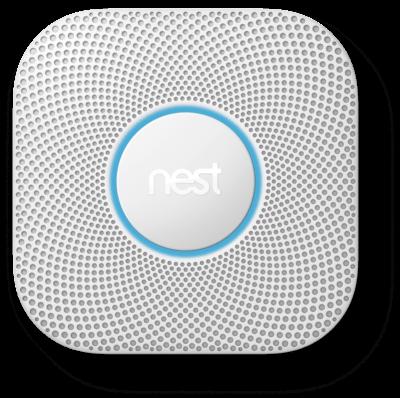 Brandvarnare - Nest Protect