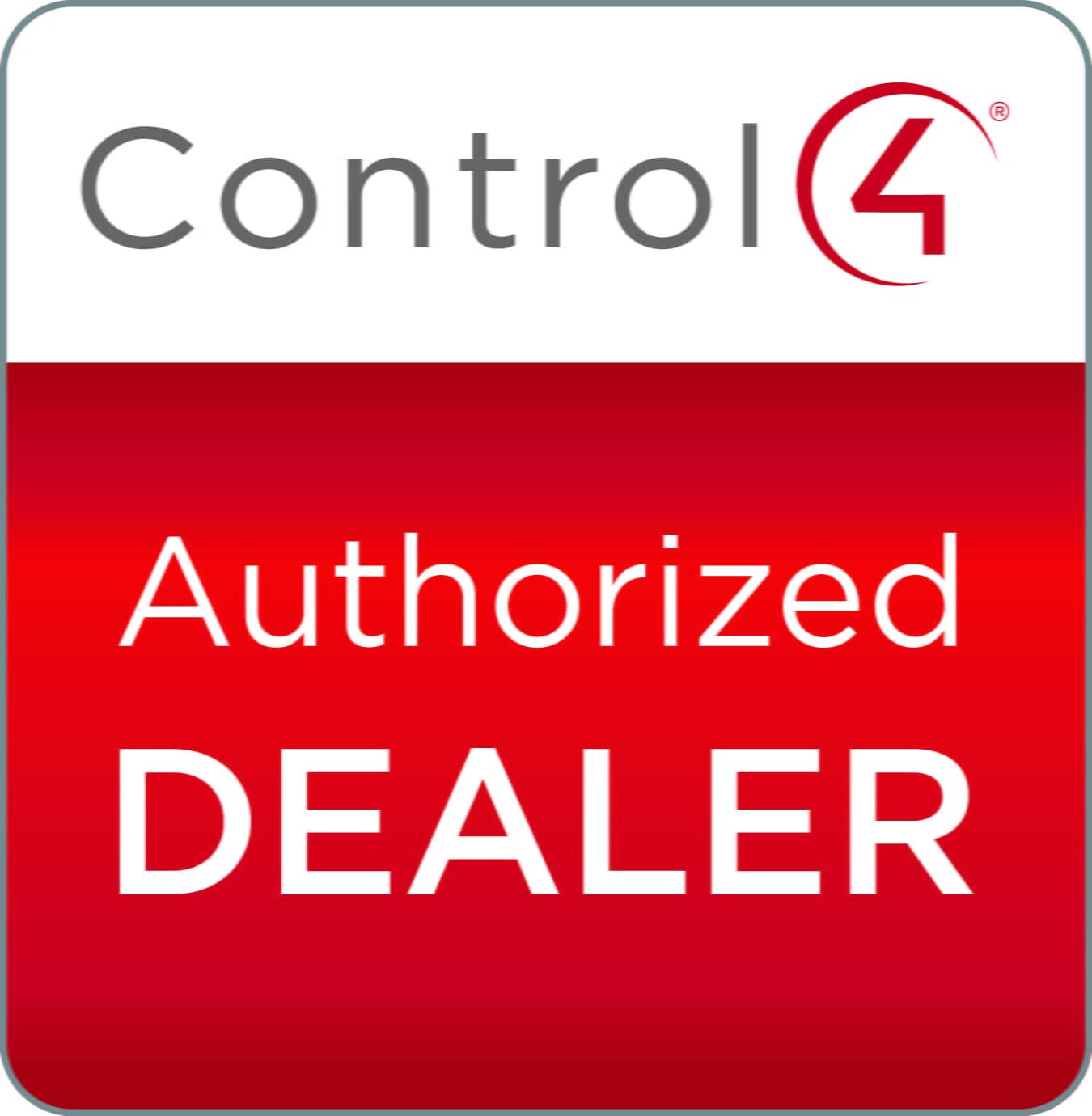 Control4 Dealer Authorized