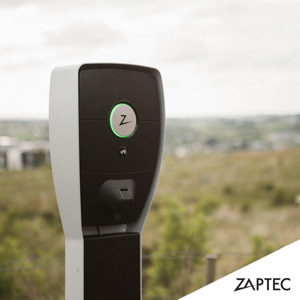 ZAPTEC Pro - Elbilsladdare