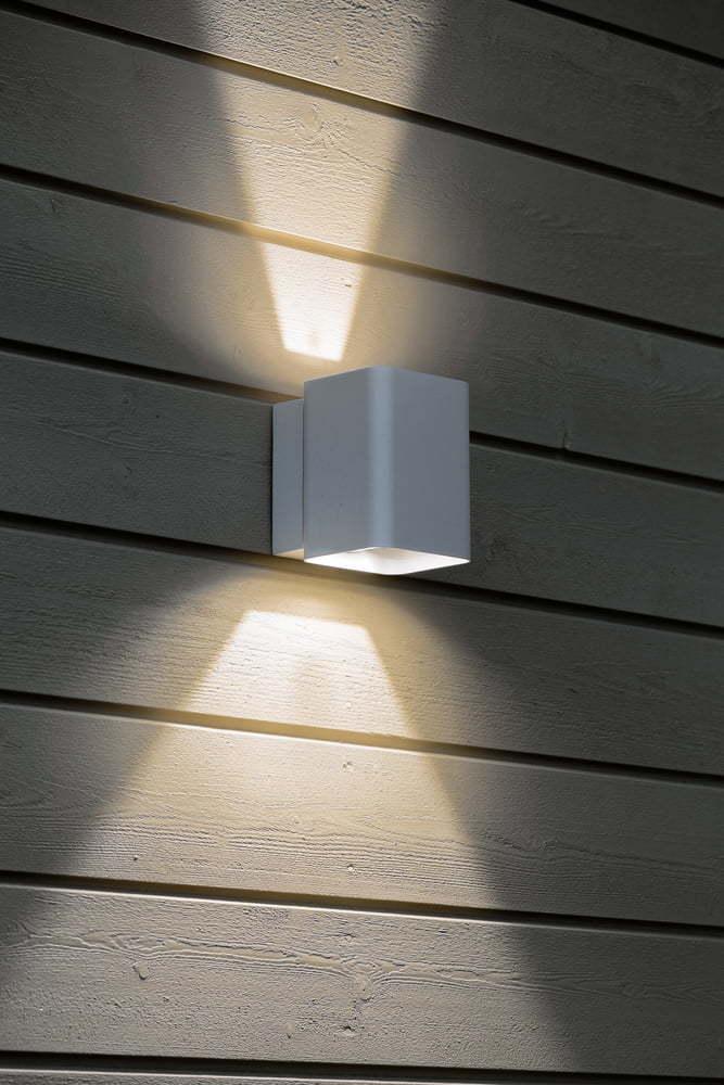 Näsby - Fasadbelysning - Vägglampa